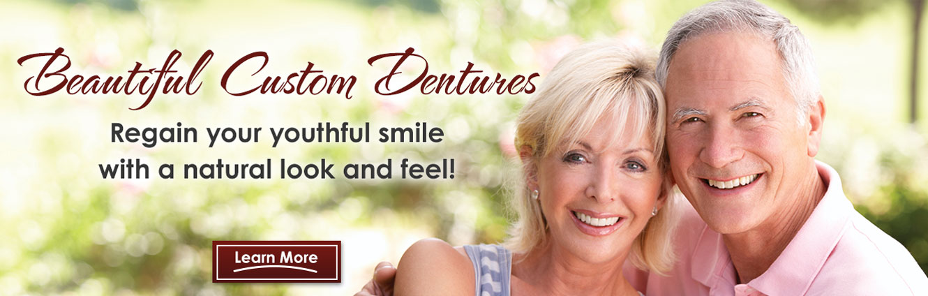 Custom Dentures Spring TX